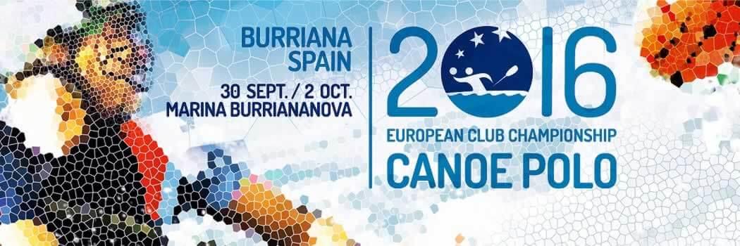 Europeo Kayak Polo Burriana 2016 - Fe.Piragüismo CV