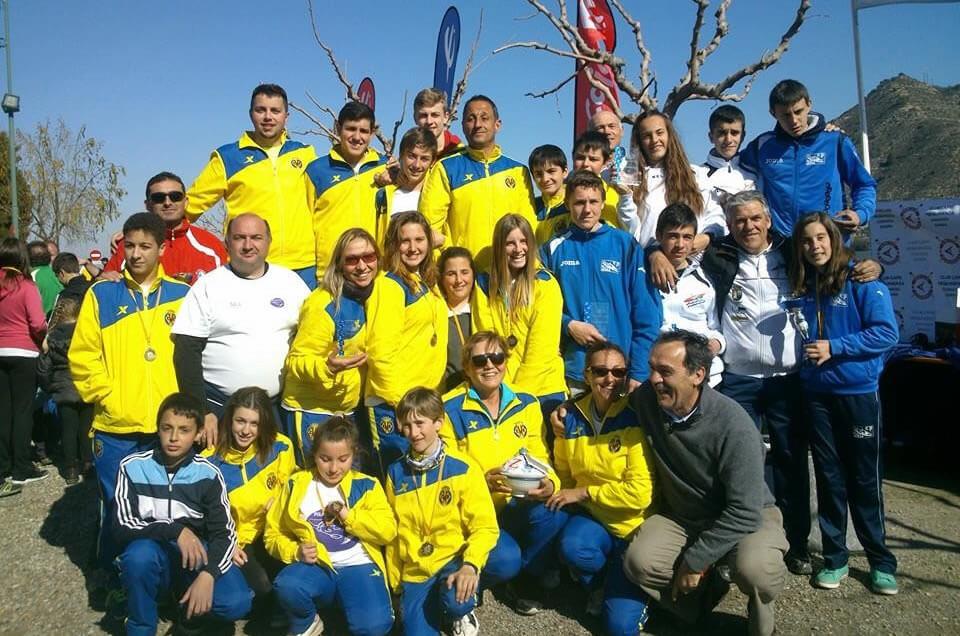 Campeonato Autonómico Aragón. Mequinenza